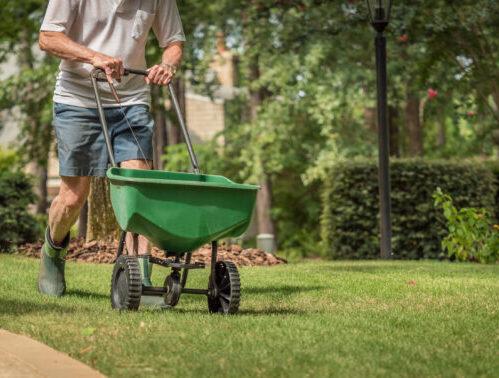 lawn fertilizing beaverton or